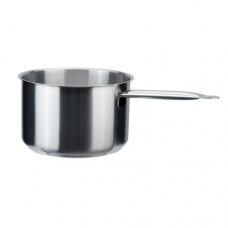 Stainless Steel High Sauce Pan, Chef Collection, 11.1L
