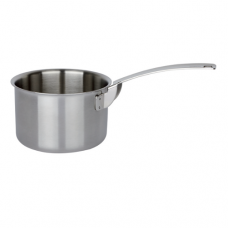 Stainless Steel Deep Sauce Pan, 3-Ply, 0.2L