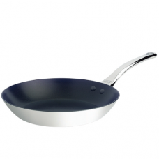"""AFFINITY"" Stainless Steel Non-Stick Frying Pan, 20cm"