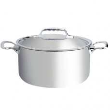 """AFFINITY"" Stainless Steel Casserole Pot, 1.8L"