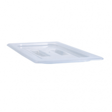 Polypropylene Food Pan 1/1 Cover with Handle Only