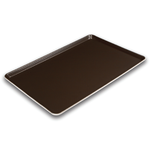 Baking Tray, Embossed Pan (Roll Edge), Non-Stick