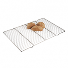 Stainless Steel Footed Grill Wire Rack, 53 x 32.5