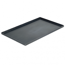 Blue Steel Baking Tray (Straight Edge), 40 x 30 x 2