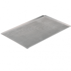 Perforated Baking Tray (Oblique Edge), 40 x 30 x 1