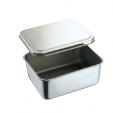 Stainless Steel Condiment Box, 1 comp