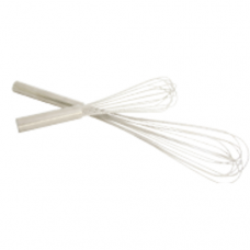 Economy Stainless Steel Piano Egg Whisk, 19cm