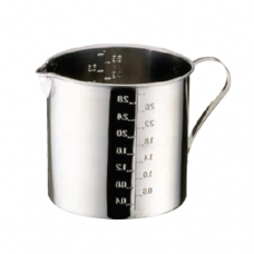 Stainless Steel Measuring Cup, 0.4L