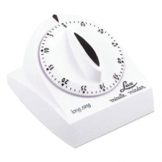 Long-Ring Minute Manual Timer, 1 to 60
