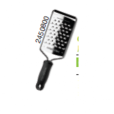 Gourmet Grater, Black Handle, 30.4 x 10.1 Ultra Coarse