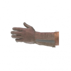 Stainless Steel Butcher Glove, Elbow Length, L