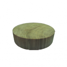 Round Wooden Chopping Board, 17""