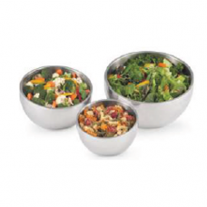 Double Wall Insulated Serving Angled Bowls, 0.95L
