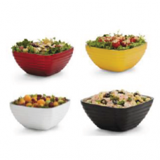 Square Beehive Double Wall Insulated Bowls, 0.7L