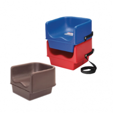 Plastic Baby Booster Seat, With Strap