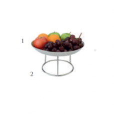 Nordica Fruit Tray and Stand, BU-36
