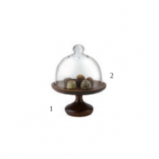 Cassandra Cake Stand Only, Small