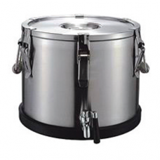 Stainless Steel Insulated Barrel, 20L