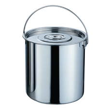 Stainless Steel Insulated Hanging  Pot, 30*30cm