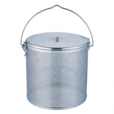 Stainless Steel Soup Basket, 10inch