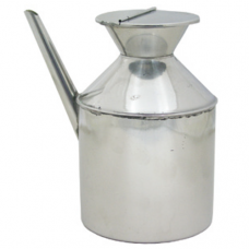 Stainless Steel Oil Decanter ('0' Spout), 11cm