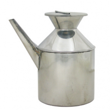 Stainless Steel Oil Decanter ('TRI' Spout), 11cm