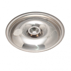 Stainless Steel Oil Container Cover, 10cm