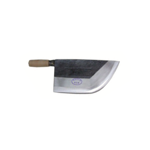 Butcher 'Pork' Knife (Wooden Handle), 28.0 x 15.0cm