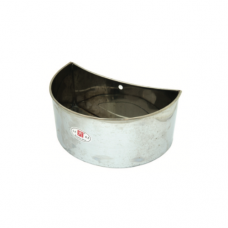 Stainless Steel Crescent Shape Container, Size 1
