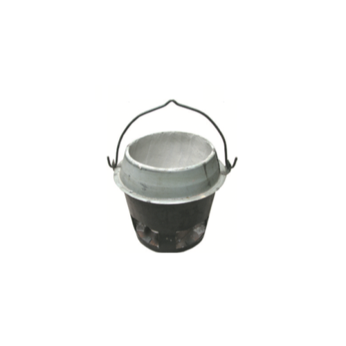 Apollo Charcoal Stove with Base, 30.4cm