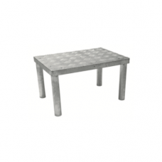 Stool For Chinese BBQ, 45.7 x 30.4 x 25.4cm