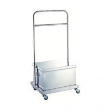 Stainless Steel Rectangular Maltose Box, 55.8cm