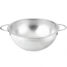 Stainles Steel Conical Colander, 25.5cm