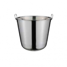 Stainless Steel Egg Mixture Pail, 30 x 23cm