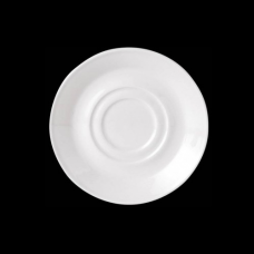 Saucer Double Well, Simplicity, 11.5cm