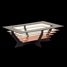Rectangular Chafer 1/1, CANYON, Black/Copper