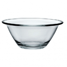 Mr Chef Stackable Glass Bowl, 396cl