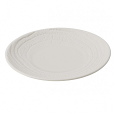 Bread Plate, ARBORESCENCE, Ivory
