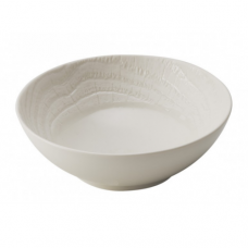 Coupe Plate, ARBORESCENCE, Ivory, 19cm