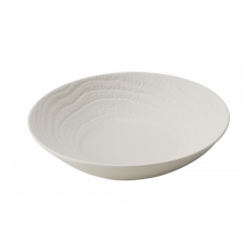 Coupe Plate, ARBORESCENCE, Ivory, 24cm