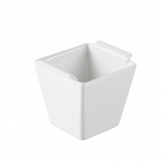 Consomme Small Cup, BOMBAY, White-6x6x6cm