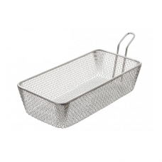 REVOL TOUCH, Long Sandwich Basket S/S, 24x12x6cm / 1.70L