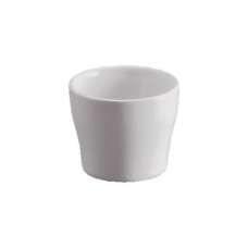 Egg Cup, FRENCH CLASSIQUE, White-5x4cm