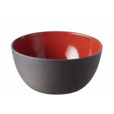SOLID, Bowl, Pepper Red Inner, 20cm x H,5cm
