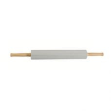PVC Fluted Rolling Pin With Handle