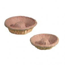 Round Dough Basket in a Ring, 26 x 7.0cm