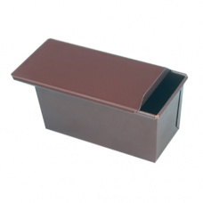 Bread Pan With Cover, 25 x 9cm
