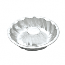 Bundt Form Mould with Tube, 19 x 4.7cm