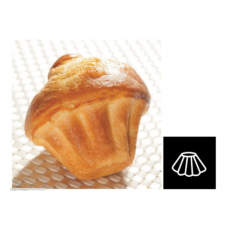 Flexipan® Mould: Fluted Brioches
