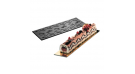 Relief Pastry Mats, Christmas Log, 48 x 17cm